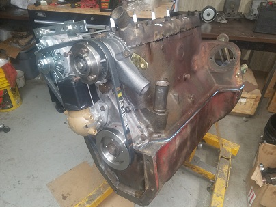 Ford 8N engine overhaul